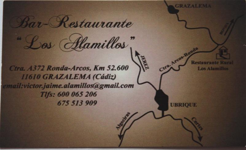 Bar Restaurante Los Alamillos