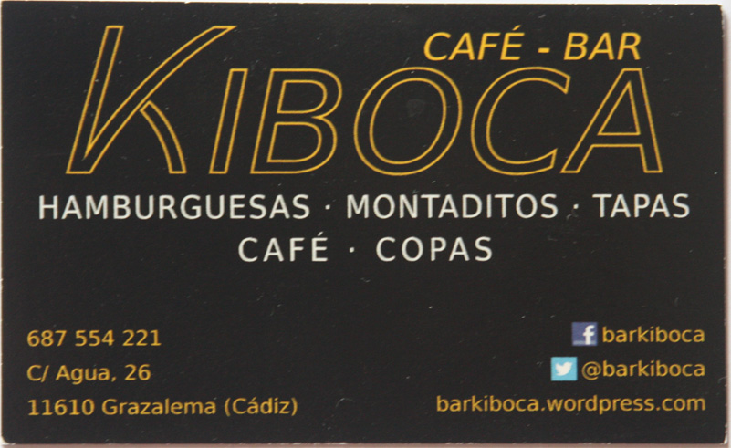 Café Bar KIBOCA