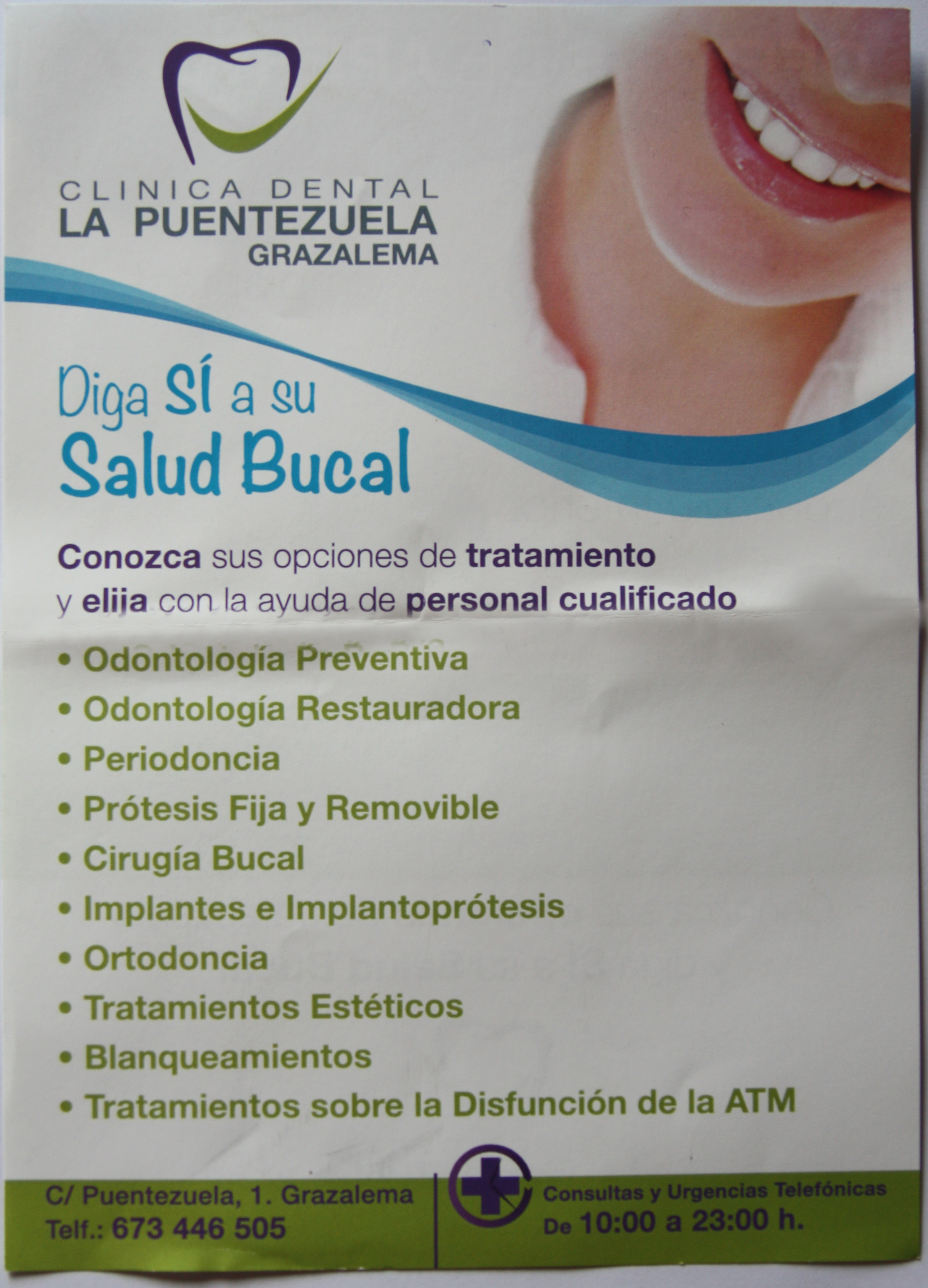 Clinica dental La Puentezuela